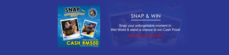 snap & win banner4